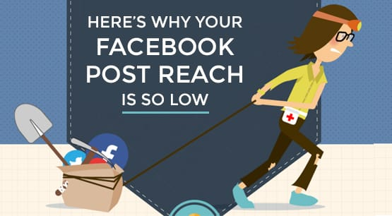 Facebook Post Reach Low