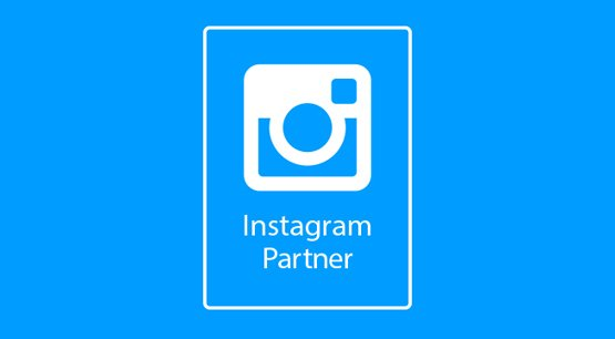 Instagram Partner Badge