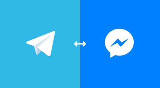 Connect Telegram to Facebook