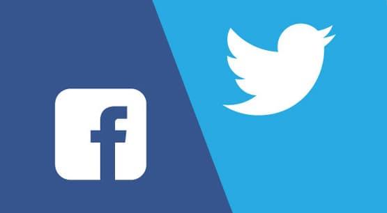 Facebook Twitter Integration