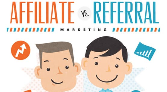 Affiliate vs Referrals