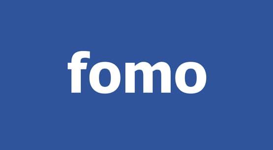 Facebook Fomo