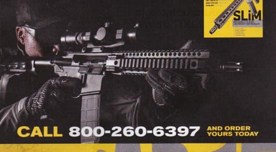 Gun Ad Example