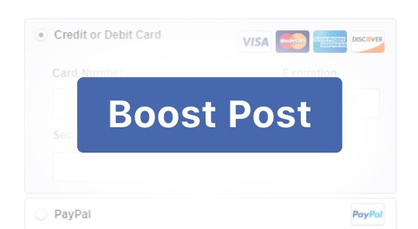 Boost Post Button