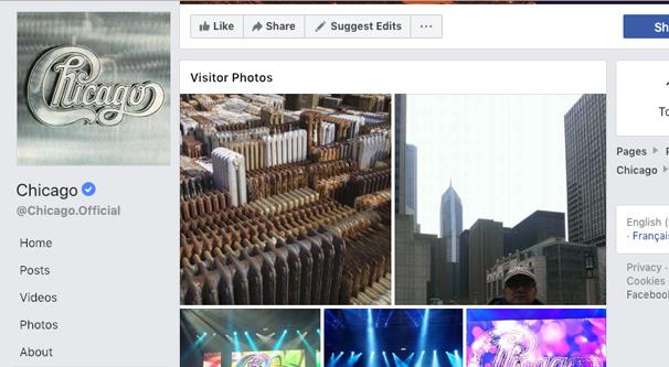 Facebook Community Photos