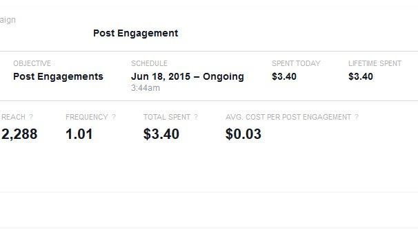 Cost Per Engagement