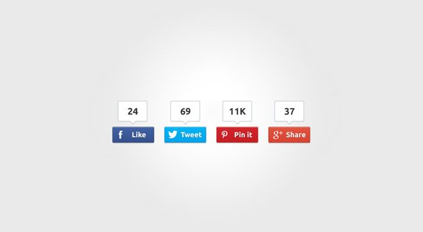 Social Share Buttons Image