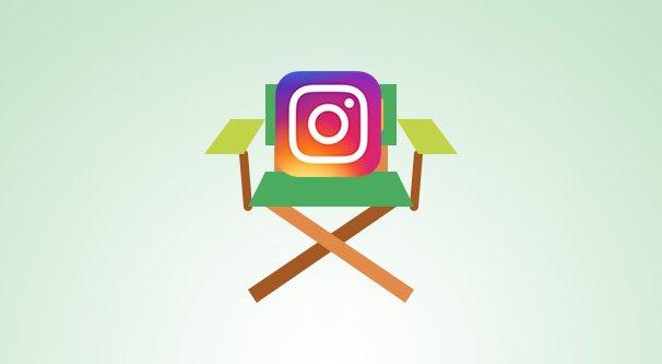 Instagram Video Illustration